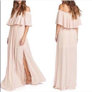 Show Me Your Mumu Dusty Pink Hacienda Dress
